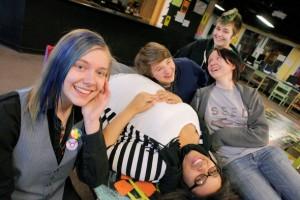 Gender Identity SAVIS Youth