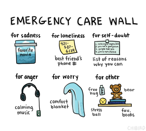 emergency-care-wall
